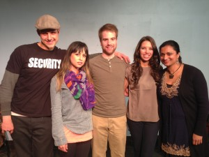 Spike Heels Cast and Director