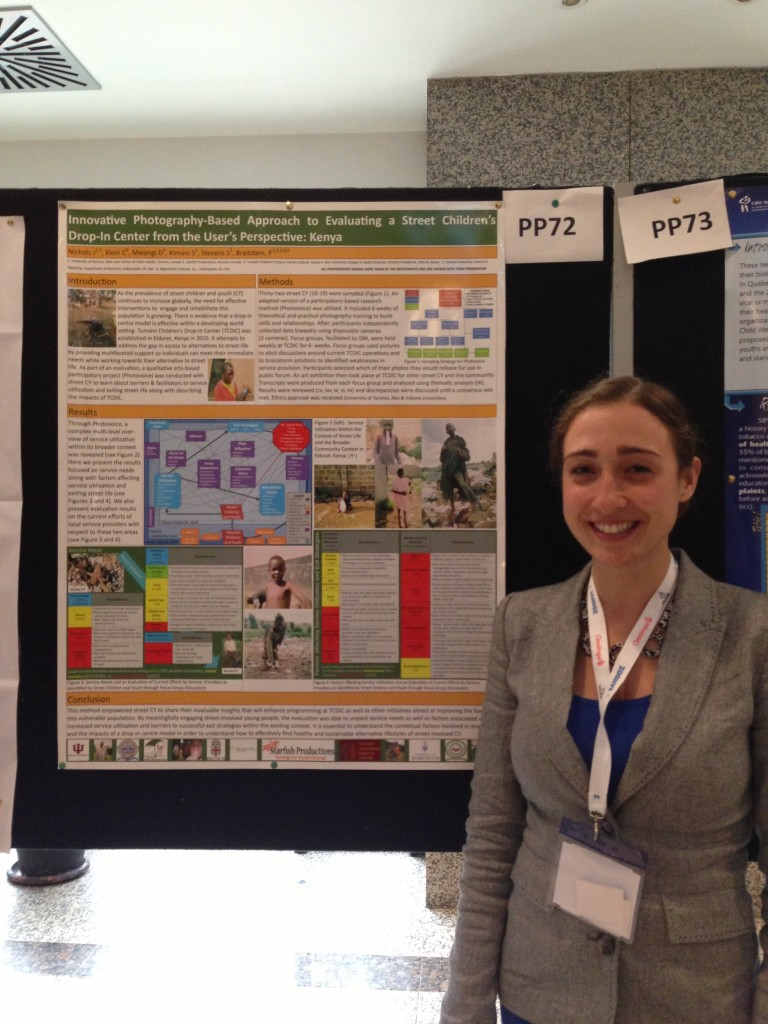 Istanbul Poster Presentation